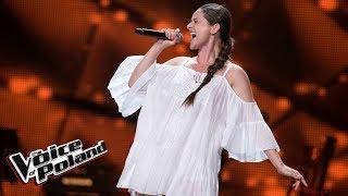 "Gosia Pauka - ""All Summer Long"" - Przesłuchania w ciemno - The Voice of Poland 9"