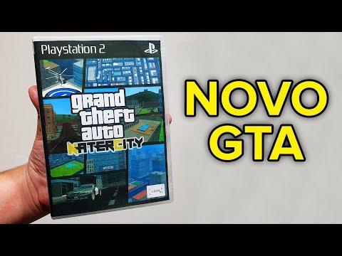 NOVO GTA FEITO POR UM BRASILEIRO (GTA NATERCITY)