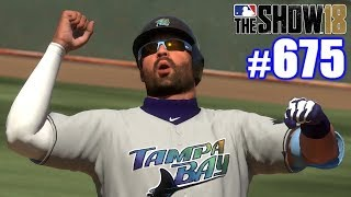 THE STORY OF FLUFFY & SPINX! | MLB The Show 18 | Road to the Show #675