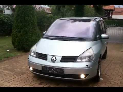 renault espace 2 2 dci 2004 2990eur slovenia 168700 youtube. Black Bedroom Furniture Sets. Home Design Ideas