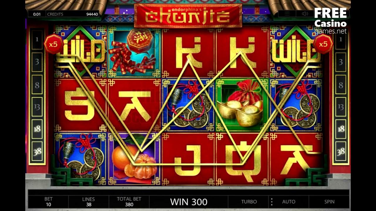 Chinese Slots Games