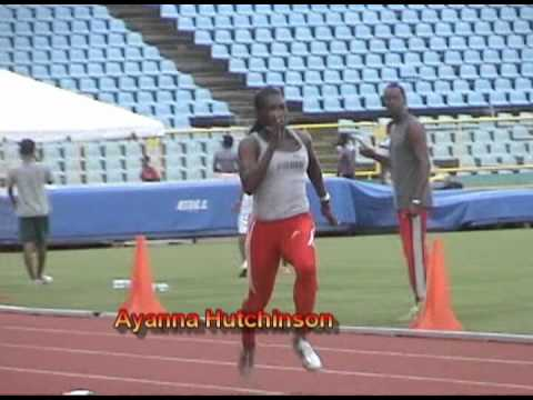 Trinidad athletes prepare for Morvant Jets Games and Senior Champs 2012