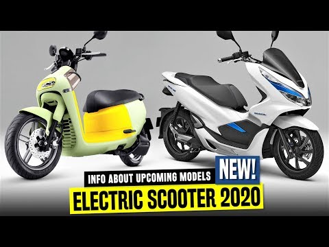 10 Newest Electric Scooters to Bring More Power and Commuting Range in 2020