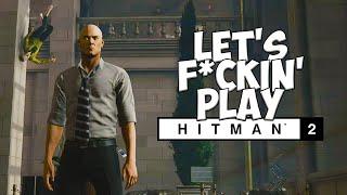 Hitman 2   The Perfect Heist (Golden Handshake, New York   Silent Assassin, Master Difficulty)