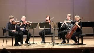 Mozart: Clarinet Quintet: 3. Menuetto