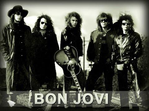 BON JOVI - I'll Sleep When I'm Dead (RARE) Acoustic 1992