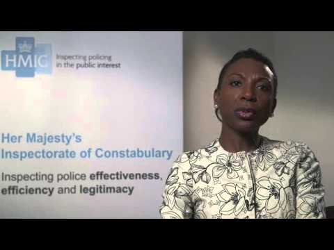 HMI Wendy Williams - Dyfed-Powys Police - PEEL assessment 2015