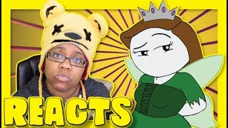 The Girlfriend Fairy Animated Storytelling Reaction