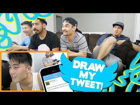 Draw My Tweet!