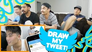 Draw My Tweet!