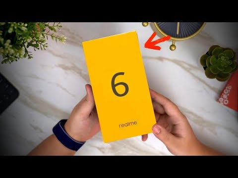 Realme 6 FULL UNBOXING SPECS Is Here ! Realme 6  Realme 6 Unboxing