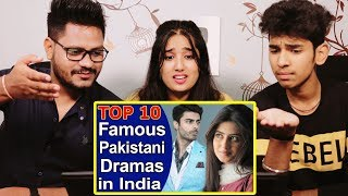 Video Indian Reaction On Top 10 Most Famous Pakistani Dramas in India 2018-19 download MP3, 3GP, MP4, WEBM, AVI, FLV September 2019