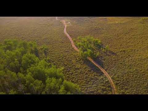 Scofield, Utah - Drone Video - 4K