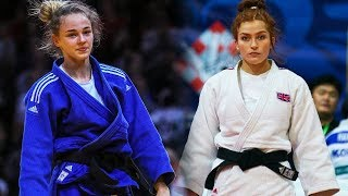 JUDO Girls Demonstrate their Incredible Technique