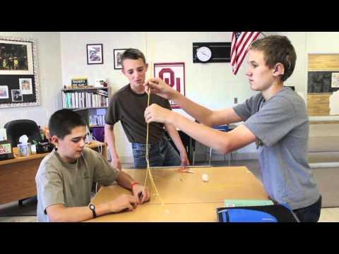 MVMS Marshmallow Challenge #1