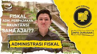 Info Jurusan Adm Fiskal, FIA UI   M Diozy Aqshol A