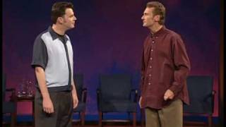 Whose Line US Uncensored - Questions Only