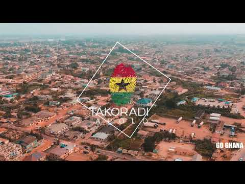 SEE HOW TAKORADI IS Transform in 2021 #Ghana #Takoradi