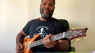 SOLOING IDEAS FOR A 12 BAR BLUES AND WHAT I NEED FROM A GUITAR