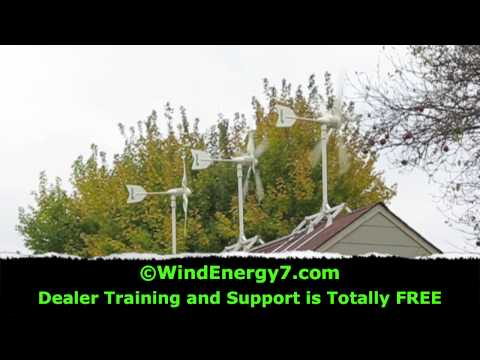 Wind Turbine Bird Strike