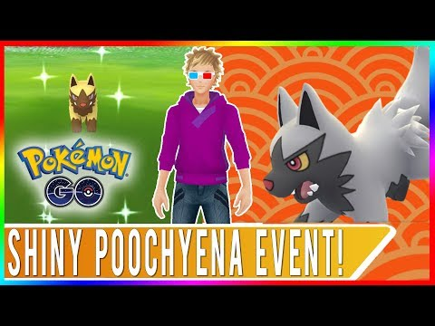 POKEMON GO UPDATE NEWS! Shiny Poochyena Event for Lunar New Year! Triple Stardust on All Dogs!