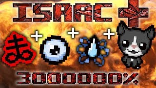 ⚡ MILION BRIMSTONEÓW!⚡ ROAD TO 3000000% #28 ⚡THE BINDING OF ISAAC: AFTERBIRTH +