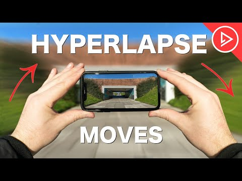 How To Shoot a HYPERLAPSE SEQUENCE with your PHONE | Mobile Filmmaking Tips For Beginners