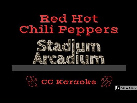 Red Hot Chili Peppers   Stadium Arcadium CC Karaoke Instrumental