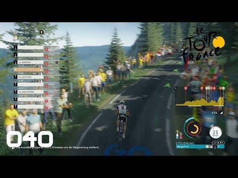 Tour de France 2017 [PS4] #040 - Die Energie fehlt am Ziel - Let's Play