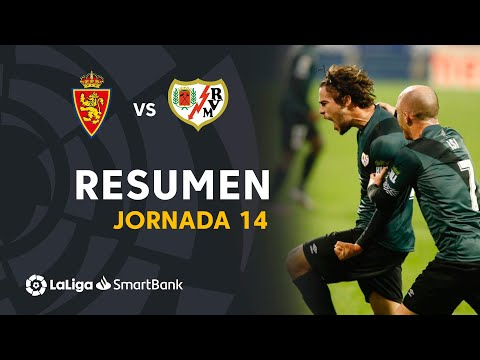 Zaragoza Vallecano Goals And Highlights