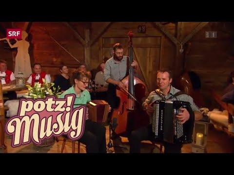 Trio Wildbach: Wo's üs allne gfallt   Potzmusig   SRF Musik
