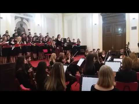 Antonio Vivaldi - Gloria: Domine Deus (peva Andjela Todorovic)