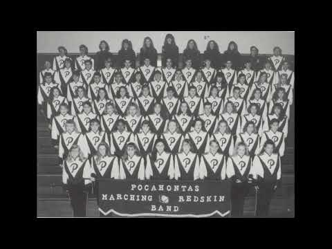 1994 Pocahontas High School Band - When the Stars Began to Fall