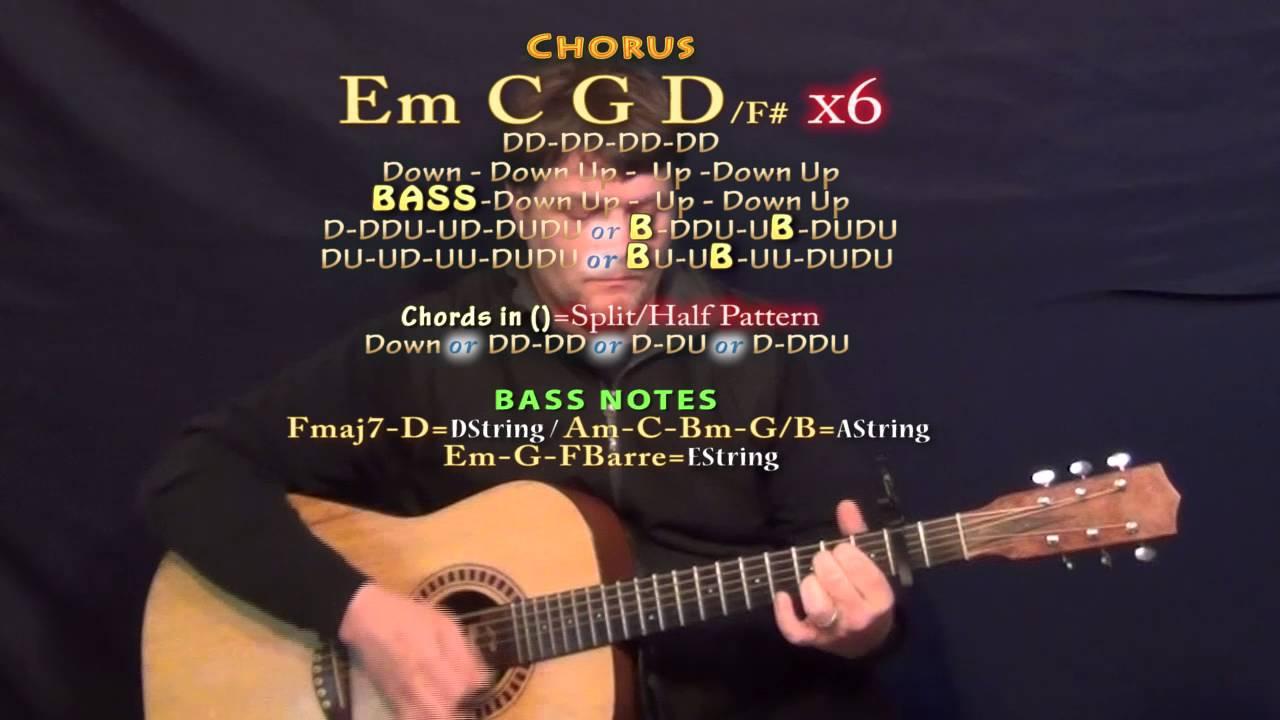 Cheap Thrills Sia Guitar Lesson Chord Chart Capo 2nd Youtube