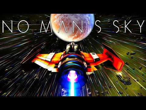 No Man's Sky - My New Ship! - Biological Horror Released? - No Man's Sky Multiplayer Gameplay