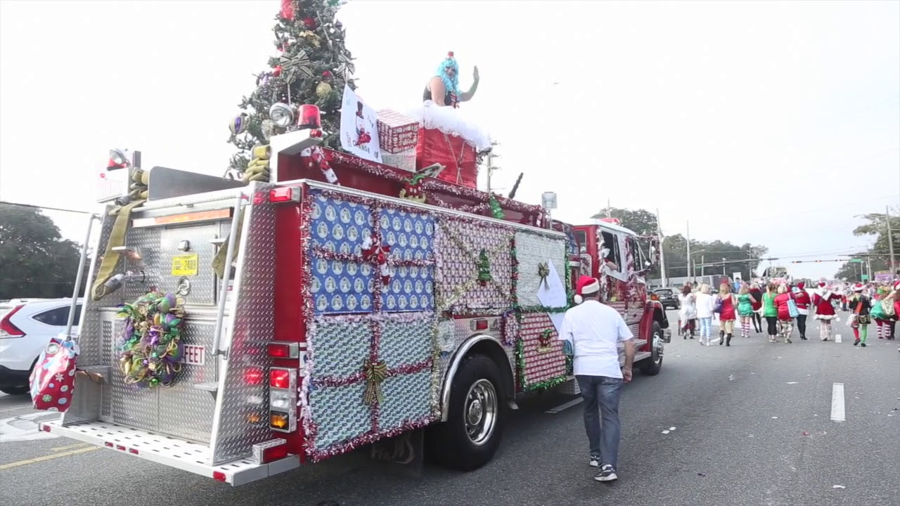 Niceville Christmas Parade 2020 Niceville Christmas Parade   YouTube