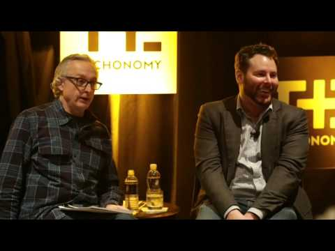 Techonomy 2015- After Dinner Conversation with Sean Parker