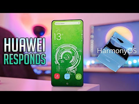 Harmony OS OFFICIAL HUAWEI RESPONDS