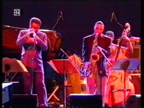 McCoy Tyner Trio at Jazztage Stuttgart 1990
