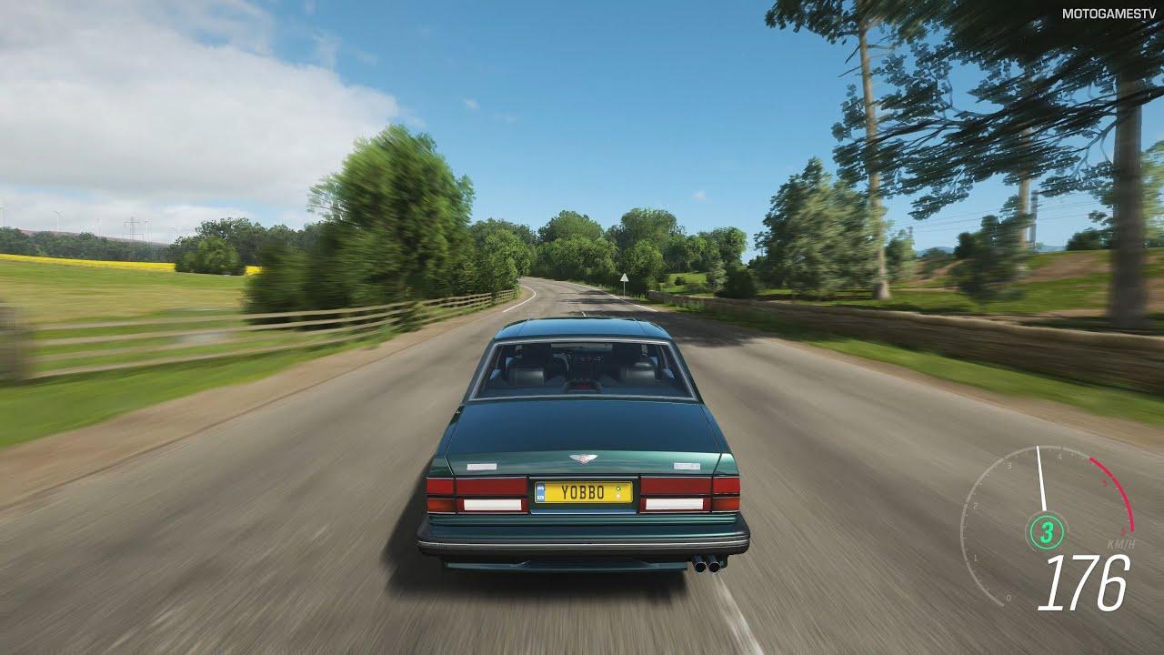 Forza Horizon 4 - 1991 Bentley Turbo R Gameplay [4K] thumbnail