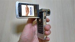 Old Phones. Nokia N90