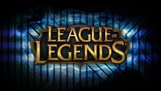 League of Legends raw gameplay!
