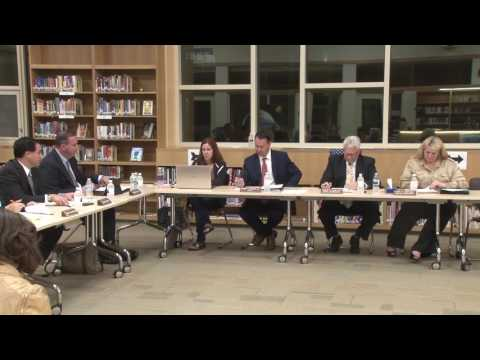Peabody School Committee: October 18th