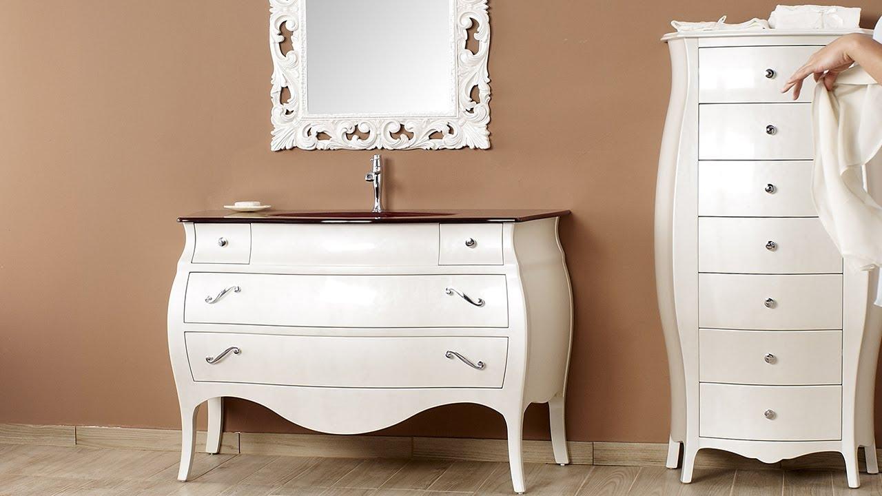 Wwwmillenium Lazienkipl Euro Bagno Meble łazienkowe Zintegrowane Modułowe Retro Nowoczesne