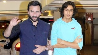 Saif Ali Khan's Son Ibrahim Looks Exactly Like Him
