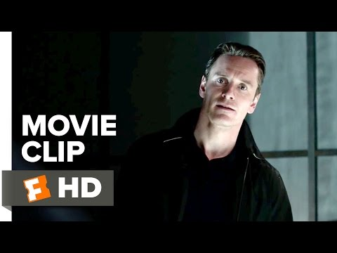 Steve Jobs Movie   John Confronts Steve 2015   Michael Fassbender, Seth Rogen Drama HD