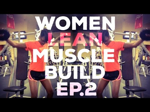 Women Lean Muscle Build | Arms & Abs Workout (Ep. 2)