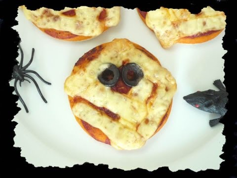 "Halloween-Special 2013 Teil 2/8 ""Pizza-Mumien"""