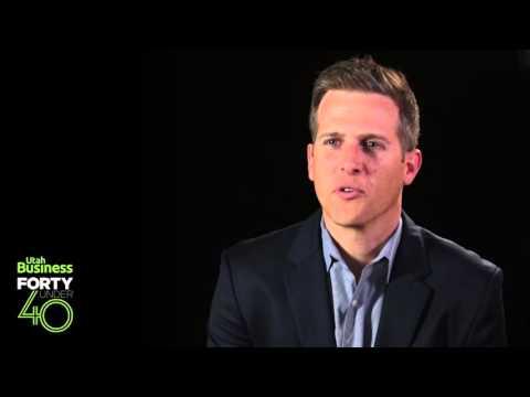 Top Forty Under 40- David Royce, Aptive Environmental