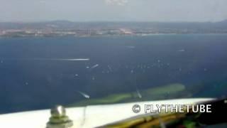 Approach to RWY 06L (LEPA/PMI) Palma de Mallorca Son San Juan Airport